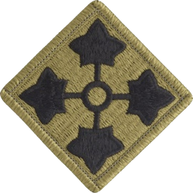 4th Infantry Division SSI