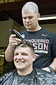 4th Security Forces Squadron shows support with shaved scalps 140502-F-OB680-422.jpg