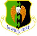 5 Medical Gp emblem.png