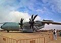 75 Aniversario de la Academia General del Aire Airbus A400M (40891476710).jpg