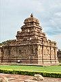7th - 8th century Sangameswara temple, Pattadakal monuments Karnataka 1.jpg