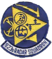 823d Radar Squadron - Emblem.png