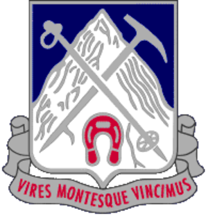 87th Infantry Regiment (United States)