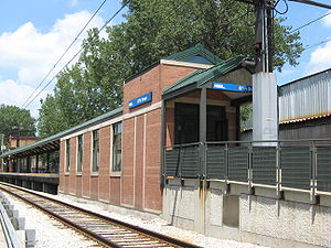 87th Street (South Chicago) Metra Station.jpg
