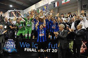 Acqua e Sapone Calcio a 5 - Acqua e Sapone Coppa Italia Winners 2014