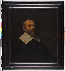 Portret van Pieter Hooft