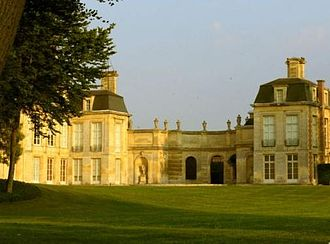 Château d'Anet - Anet today