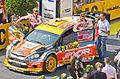 ADAC Rallye Deutschland 2013 - Fahrerpräsentation auf dem Roncalliplatz-4689.jpg