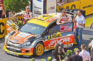 Jipocar Czech National Team World Rally Championship manufacturer team