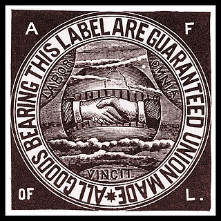 American Federation of Labor Federation of U.S. labor unions, 1886-1955