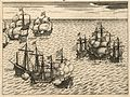 AMH-6473-KB Battle for Malacca between the VOC fleet and the Portuguese, 1606.jpg