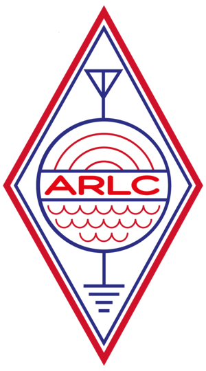 Associacao de Radioamadores da Linha de Cascais - Image: ARLC VS2 LOGO