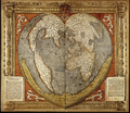 A Modern and Complete Map of the World by the Royal Mathematician Oronce Fine of the Dauphiné WDL4072.png