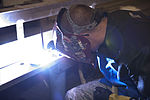 A day in the life of Maintenance, 49th MXS Metals Tech 150406-F-WB620-005.jpg