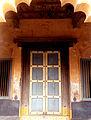 A door of ruined choultry at Ryali.JPG