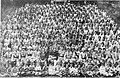 A group photograph of the soldiers of the 'Samata Sainik Dal' (Social Equality Army). Dr. Babasaheb Ambedkar seen the middle of second line.jpg