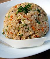 List of fried rice dishes - Wikipedia, the free encyclopedia