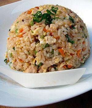Chahan (dish) - Japanese chahan