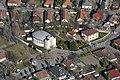 A taksonyi Szent Anna templom légi felvételen.jpg