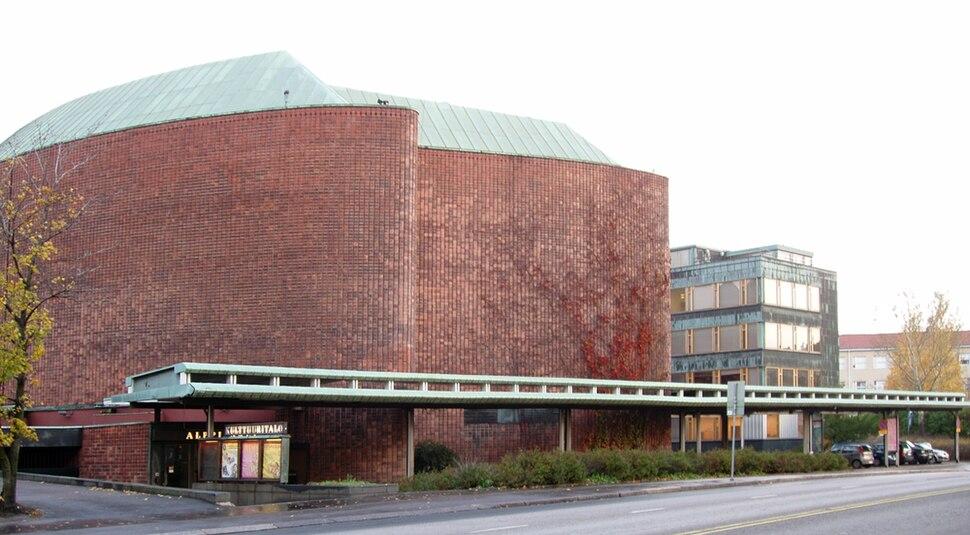 Aalto cultural house