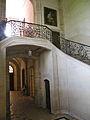 Abbaye de Mondaye - Grand escalier 02.JPG