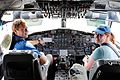 Abbotsford Airshow Cockpit Photo Booth ~ 2016 (28957230751).jpg