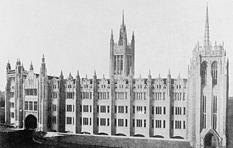 University of Aberdeen - Marischal College