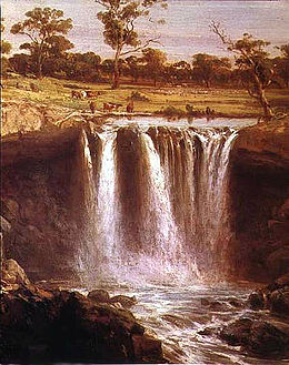 Abraham Louis Buvelot - Falls on the Wannon, Australia.jpg