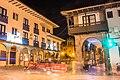 Acceso a la Plaza de Armas de Cuzco.jpg