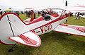 Acro sport II biplane at kemble in 2009 arp.jpg
