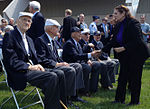 Actress Carrie Fisher at the Doolittle Tokyo Raiders 2012 Reunion at Air Force Museum (cropped).JPG