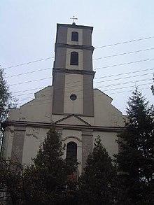 Православный храм в селе