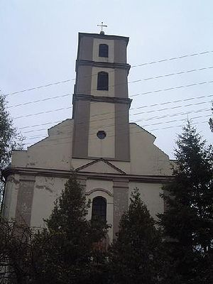 Adaševci - Serbian Orthodox church