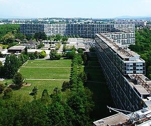 Vernier, Switzerland - Image: Addor Lignon 04