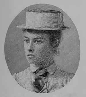 Adeline Robinson - Image: Adeline Robinson 1888