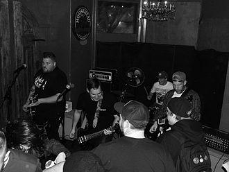 Adelleda - Adelleda live in 2016 at Doors Pub