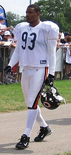 Adewale Ogunleye American football player