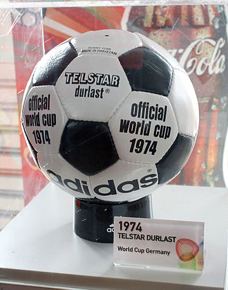 1970 FIFA World Cup - Adidas Telstar of 1974