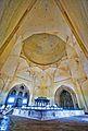 Adil Shah's Tomb, Inside Gol Gumbaz, Bijapur, Karnataka.jpg