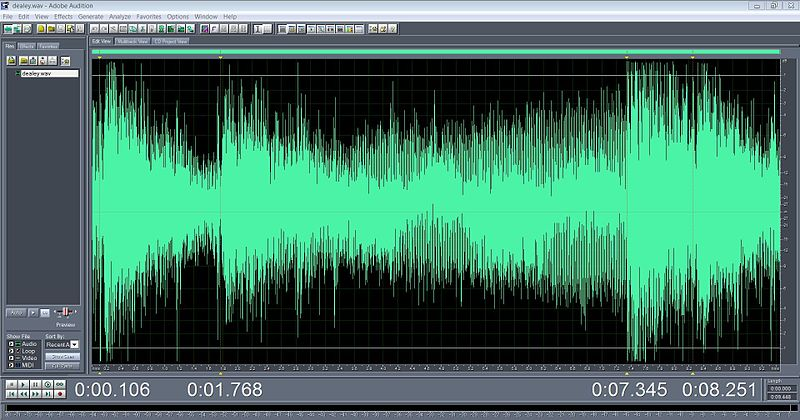 Adobe Audition Impulse File