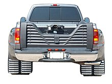 Rotating Tires On A Dually >> Mud flap