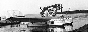 Savoia-Marchetti S.55 - An S.55P of Aeroflot circa 1933