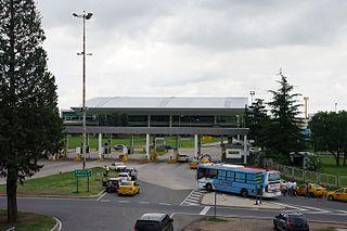 Flughafen in Argentinien