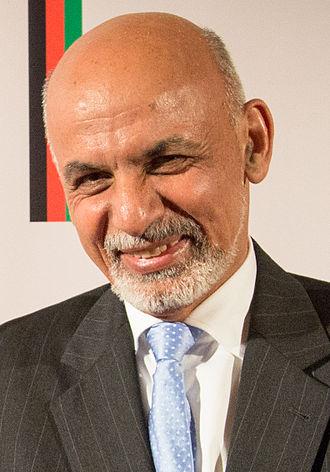 President of Afghanistan - Image: Afghan President Ashraf Ghani December 2014 (cropped)