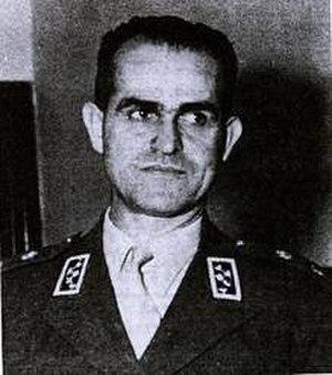 Mahmoud Afshartous - General Mahmoud Afshartous