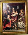 Agostino carracci, madonna col bambino e santi, 1586, da galleria nazionale di parma 01.jpg