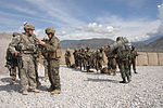 Airborne, Afghani army soldiers prepare for joint operation. DVIDS86957.jpg