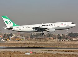 Airbus A300B4-603, Mahan Air AN1857330.jpg