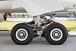 Airbus A350-941 F-WWCF MSN002 main landing gear ILA Berlin 2016 04.jpg