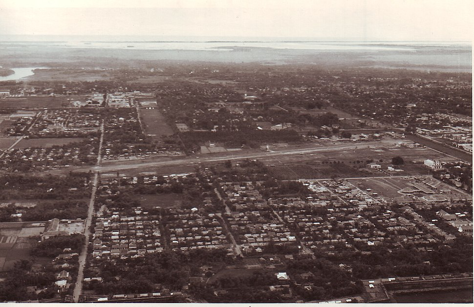 Airfield, Hue Citadel July, 1967